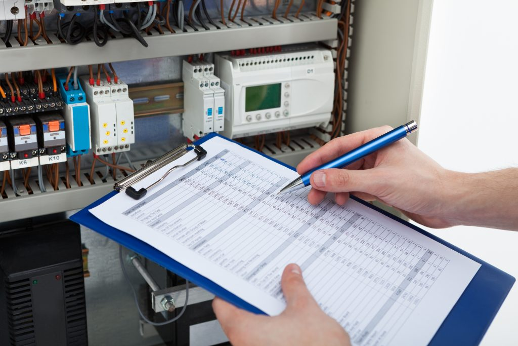 Electrical Installation Condition Report (EICR)